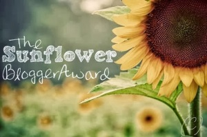 Sunflower award- Inner workings of a color lover