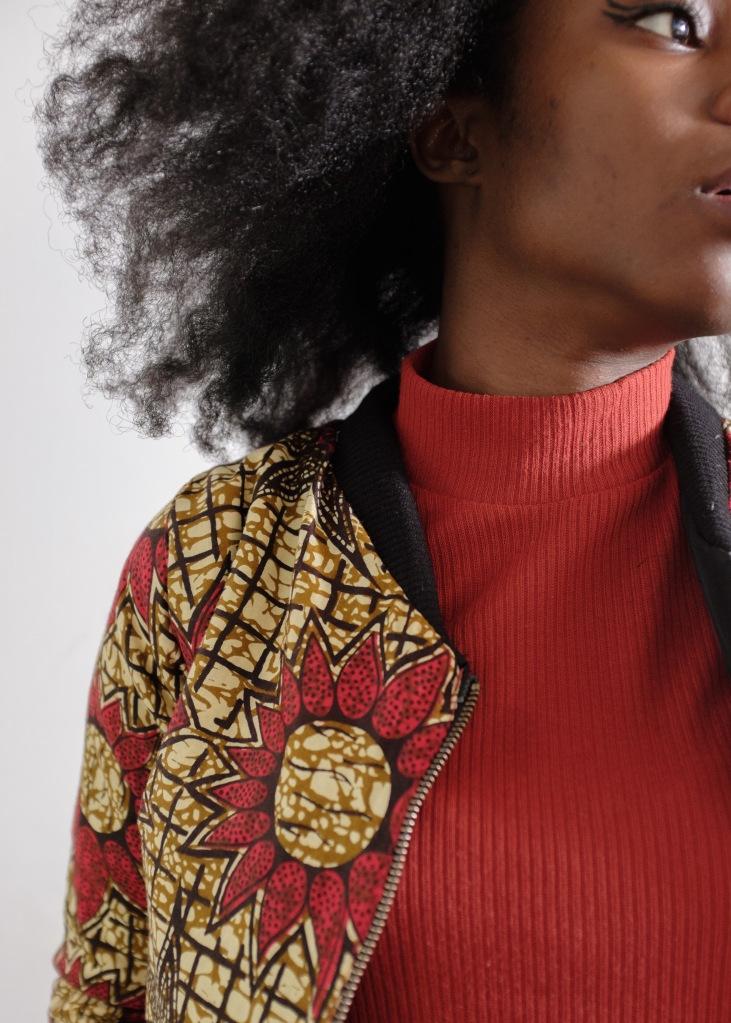 jacket neck band