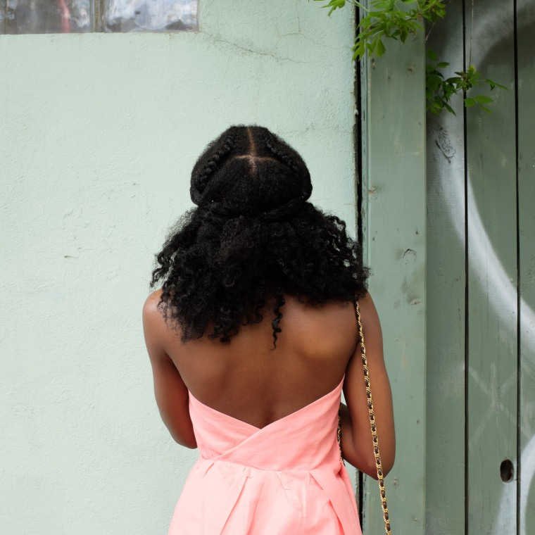 backless summer dress