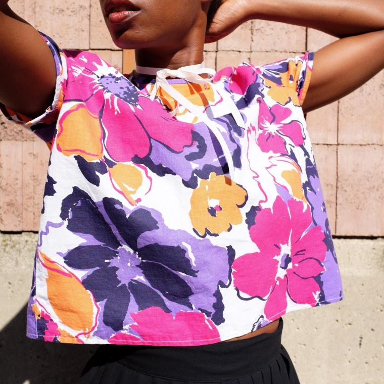 floral-crop-top