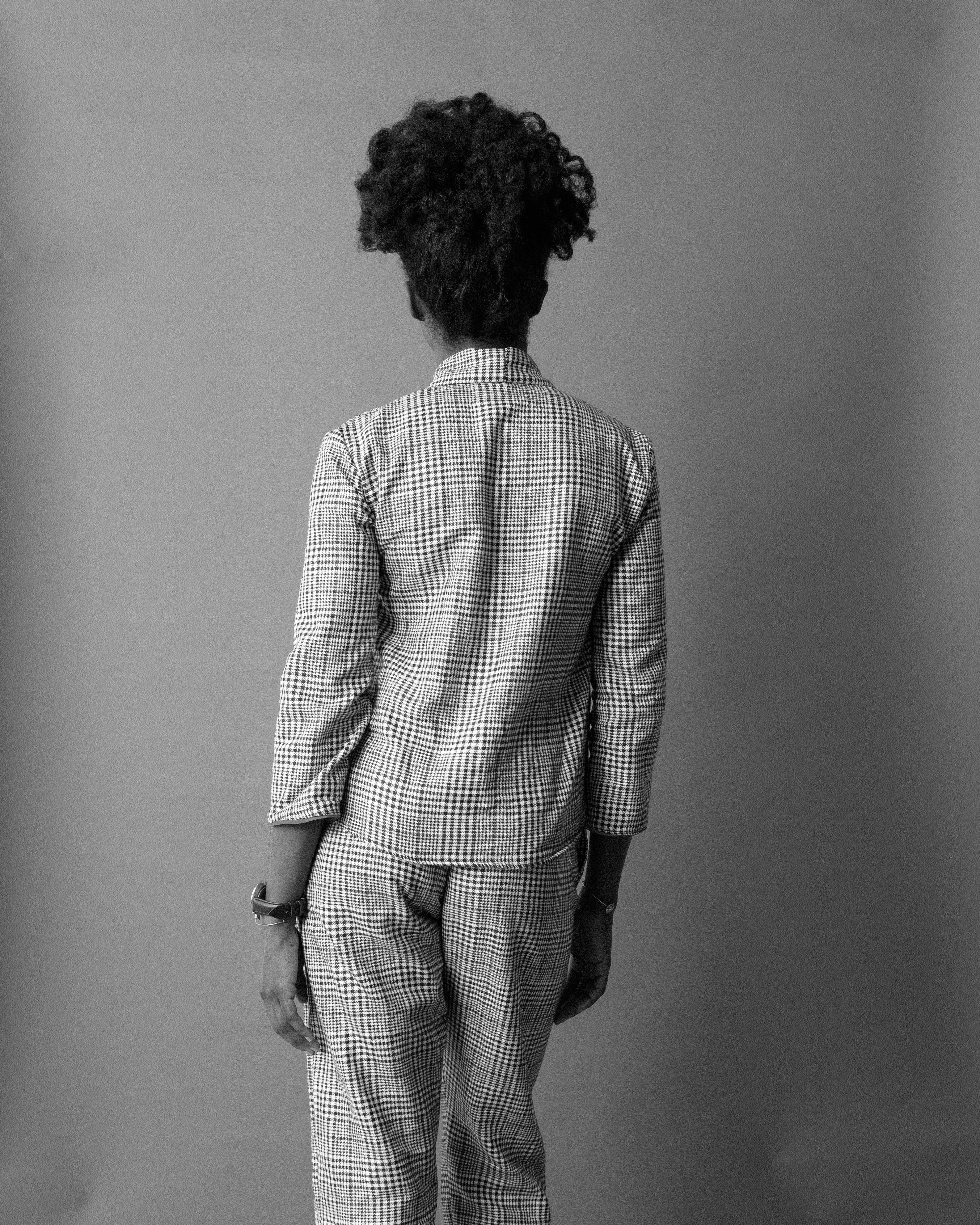 back-view-of-plaid-two-piece